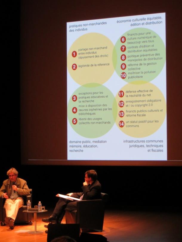Les propositions pour une refonte complète de l'économie numérique sont à retrouver ici : http://www.laquadrature.net/fr/propositions