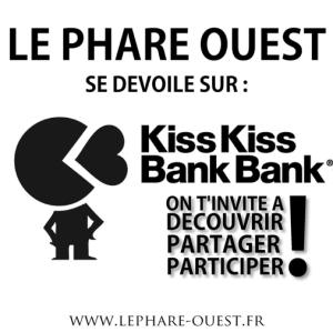 Retrouvez-les sur KissKissBankBank pour contribuer au Phare Ouest !